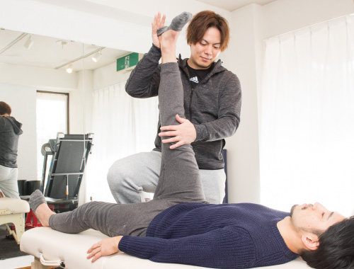パーソナルトレーニング(加圧)